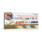 OLIMP Gold Omega 3 D3+K2 1000 мг 60 капс.
