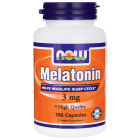 NOW Melatonin 180 капс