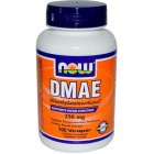 NOW DMAE 250 mg 100 vcaps