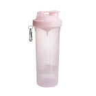 SmartShake SLIM series Cotton Pink, 500 мл