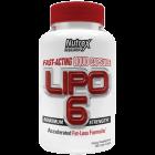 Nutrex - LIPO-6 Liquid Capsules, 120capsules