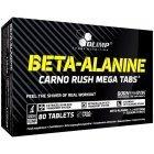 OLIMP Beta-Alanine Carno Rush Mega Tabs (80 таблеток)