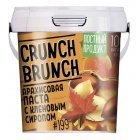 Crunch-Brunch Арахисовая паста 1000 г с Кленовым сиропом