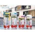 Бутылка для воды Diller D31 350 ml (Синий)