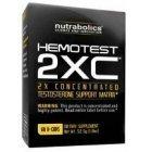 Nutrabolics - Hemotest 2XC, 60capsules