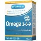 VPLab Omega 3-6-9 60 капсул