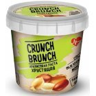 Crunch-Brunch Арахисовая паста 1000 г хрустящая